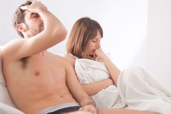 Tiểu buốt, tiểu rắt sau khi quan hệ và cách khắc phục hiệu quả