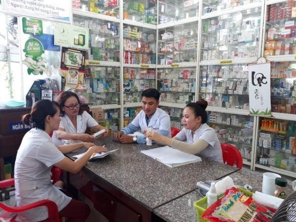 Tại sao nhà thuốc Minh Khuê (Quận 12, Hồ Chí Minh) lại tấp nập khách hàng đến mua Thận An Plus?