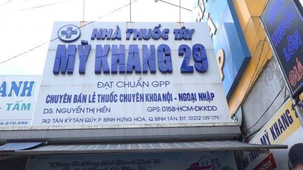 Tại sao khách hàng lại chọn nhà thuốc Mỹ Khang- Quận Bình Tân, TPHCM để mua Thận An Plus?